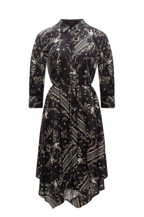 'maia' dress with collar od AllSaints