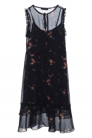 Floral motif dress od Allsaints