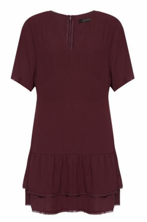 V-neck dress od Allsaints