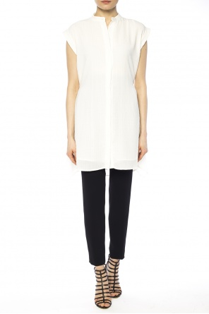 'meda' belted waist dress od AllSaints