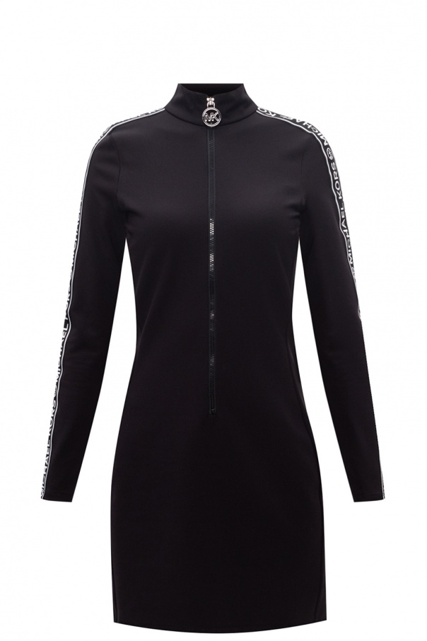 Michael Michael Kors Dress with stand-up collar