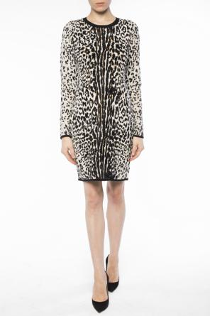 Leopard print dress od Michael Kors