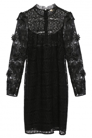 Appliqued dress od Michael Kors
