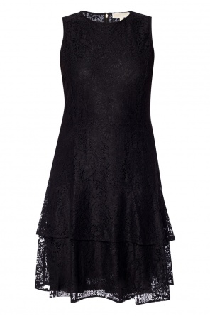 Openwork dress with ruffle od Michael Kors