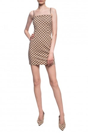 Slip dress with logo od MISBHV