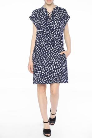 Patterned dress od Michael Kors