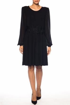 Embroidered dress od Michael Kors