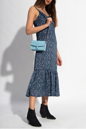 Patterned dress with ruffles od Michael Michael Kors