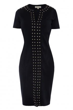 Dress with round studs od Michael Kors