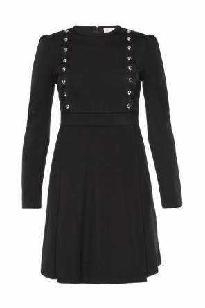 Studded flared dress od Valentino Red
