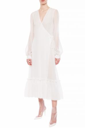 Ruffled dress od Off White