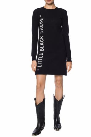 Crewneck dress od Off White
