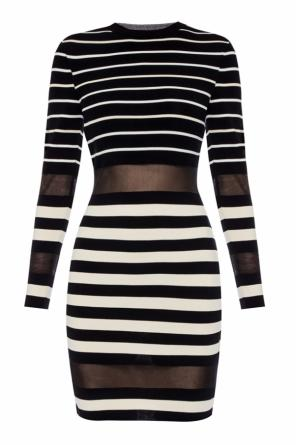Striped dress od Off White
