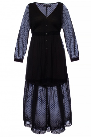 'palma' embroidered dress od AllSaints