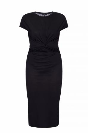 'paloma' dress with tie fastening od AllSaints