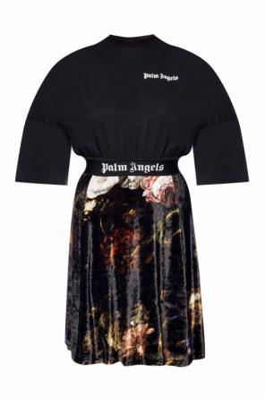 Floral print dress od Palm Angels