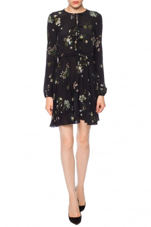 Floral motif dress od Valentino Red