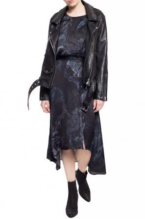 'rafaela' short sleeve dress od AllSaints