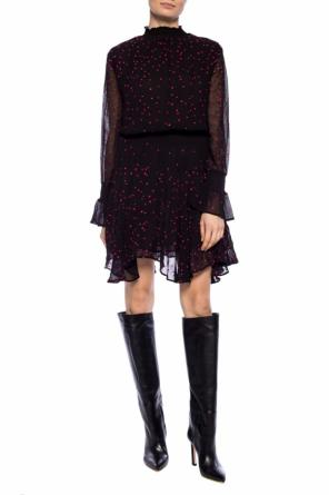 'ria nala' embroidered dress od AllSaints