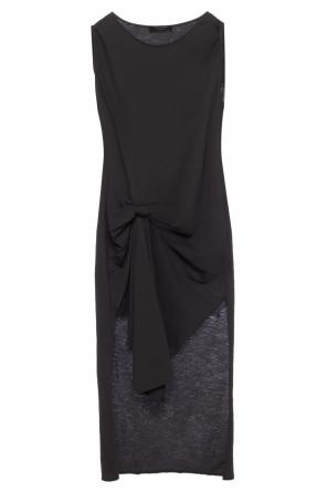 'riviera ida' draped dress od AllSaints