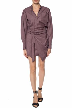 Dress with ruffles od Isabel Marant Etoile