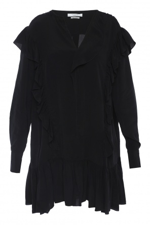 Oversize dress with ruffles od Isabel Marant Etoile