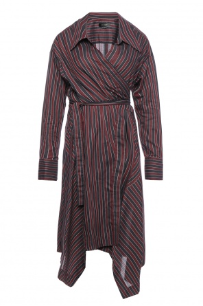 Belted waist dress od Isabel Marant