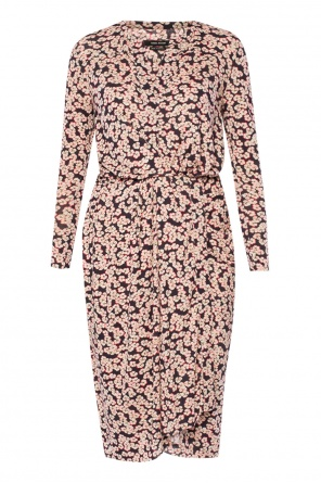 Floral motif dress od Isabel Marant