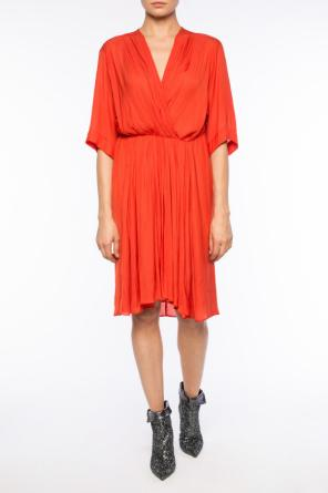 V-neck dress od Isabel Marant