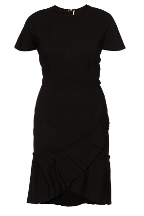 Dress with pleated inserts od Isabel Marant