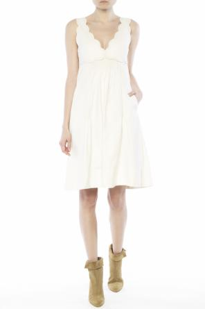 Canvas dress od Isabel Marant