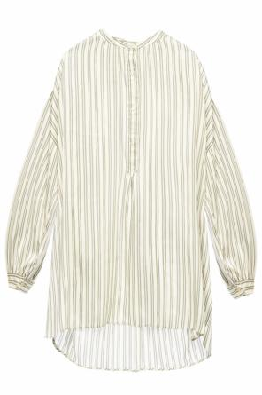 Oversize striped shirt od Isabel Marant