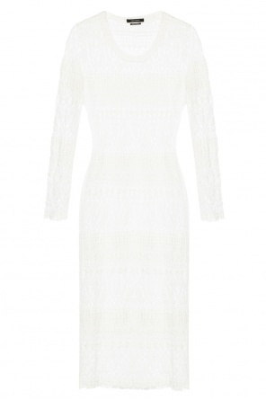 Sheer dress with long sleeves od Isabel Marant