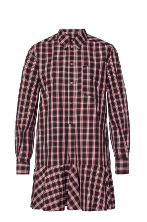 Checked dress od Isabel Marant Etoile