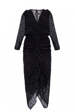 Dress with a polka-dot pattern od Isabel Marant