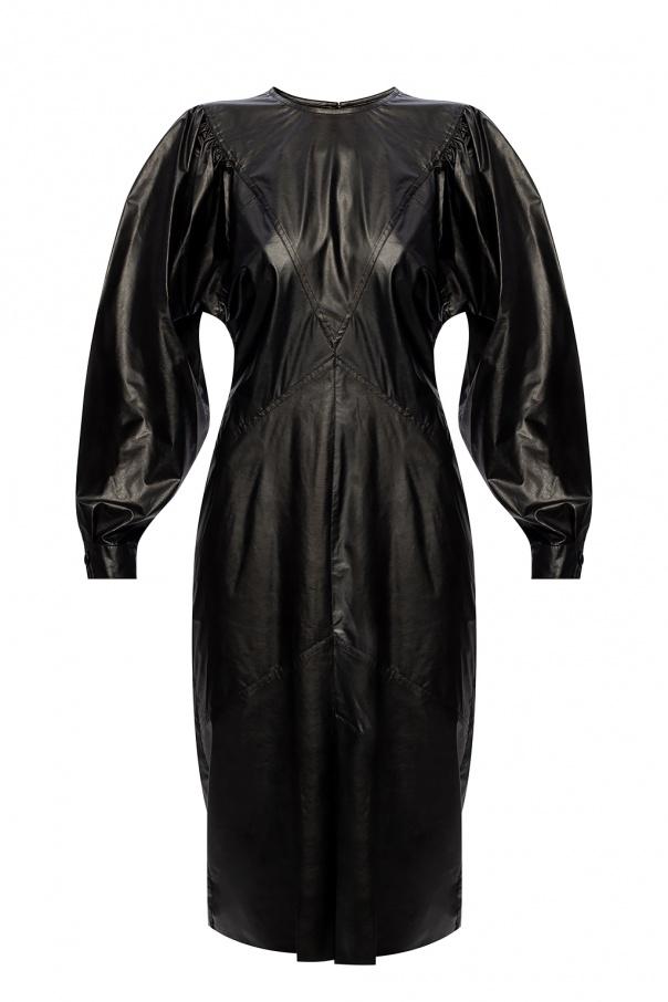 Isabel Marant 泡泡袖连衣裙