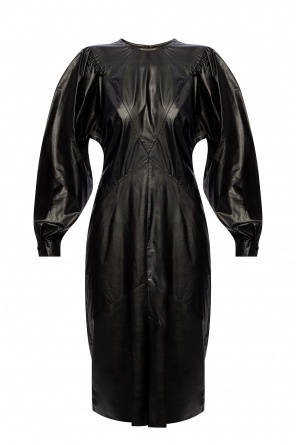 Puff sleeve dress od Isabel Marant