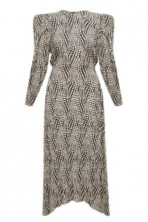 Patterned maxi dress od Isabel Marant