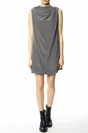 Two-layered dress od Rick Owens