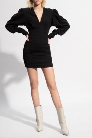 Long-sleeved dress od Isabel Marant
