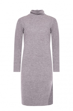 'roza' ribbed dress od AllSaints