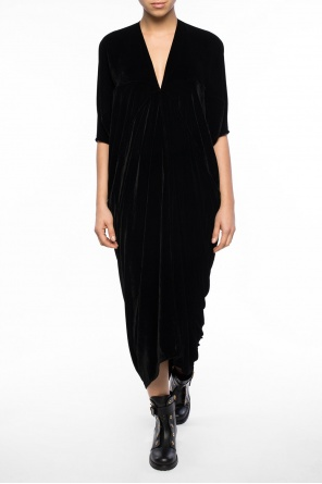 Oversize dress od Rick Owens