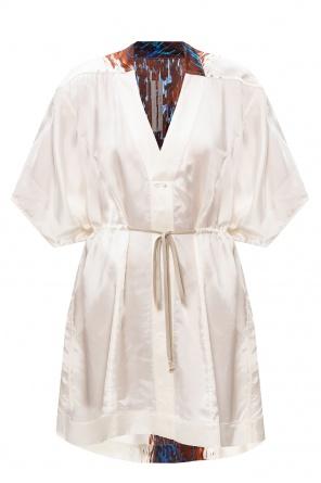 Short sleeve dress od Rick Owens