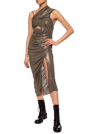 Ruched dress od Rick Owens