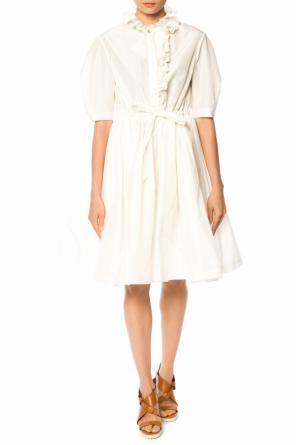 Ruffled dress od Lanvin