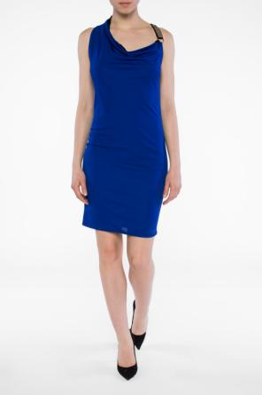 Short sleeveless dress od Lanvin