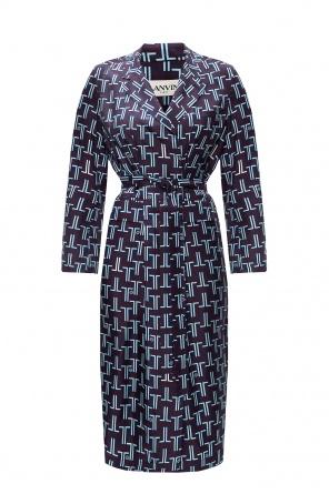 Silk dress od Lanvin