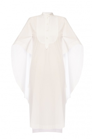 Dress with vents od Lanvin