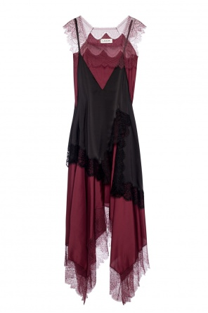 Double-layered dress od Lanvin
