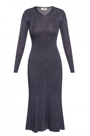 Long-sleeved dress od Lanvin